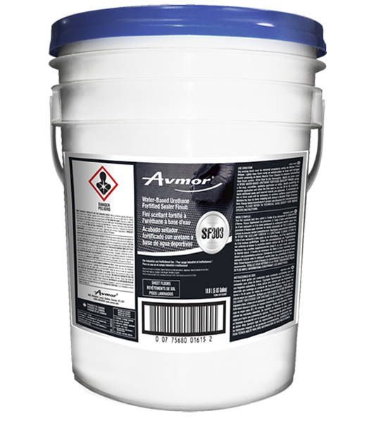 SF303 Water Based-Urethane Fortified Sealer Finish