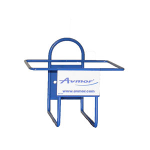 Blue Wire Rack (square)