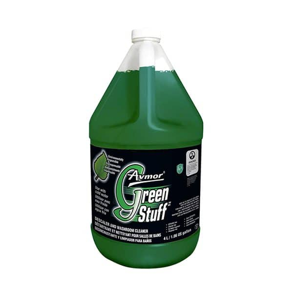 Green Stuff Descaler and Washroom Cleaner