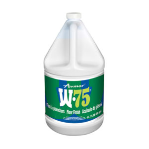 W-75 Floor Finish
