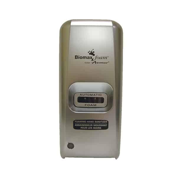 0000024219_Biomaxx_Foam_Sanitizer_Automatic_Dispenser_web