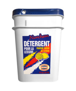 Norchem lemon laundry detergent
