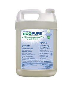 EP51B Quaternary Disinfectant