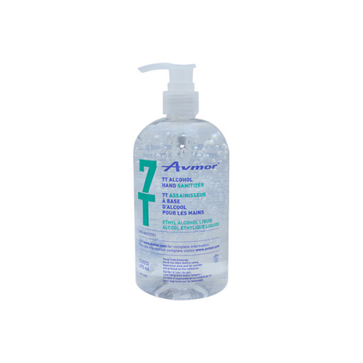 7T alcohol hand sanitizer
