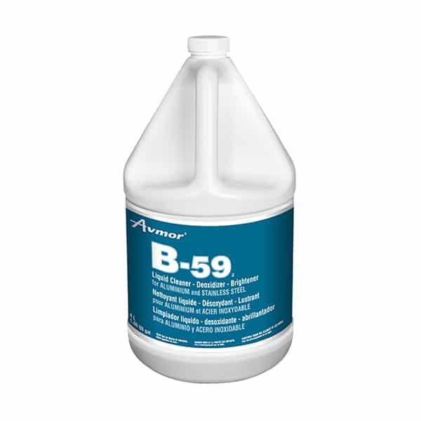 B-59 Liquid Cleaner, Deoxidizer, Brightener for Aluminium