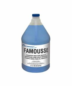 FAMOUSSE Shampoo-Wax for Vehicle