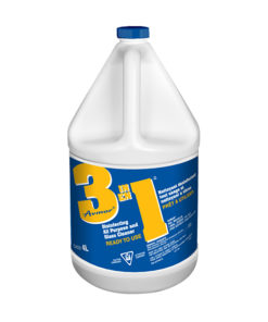 3 in 1 disinfecting all purpose glass cleaner