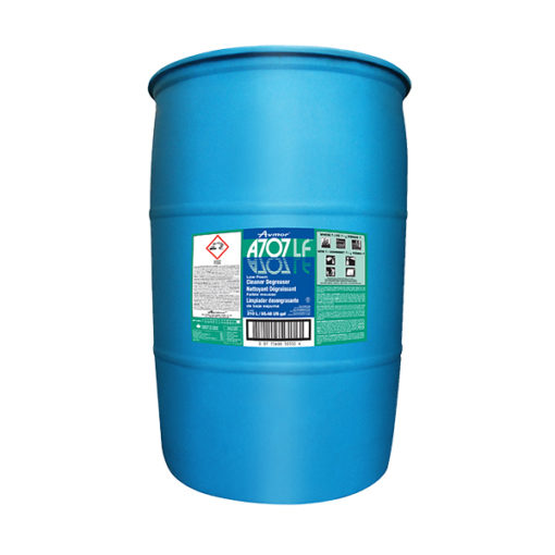 A707 low foam cleaner degreaser