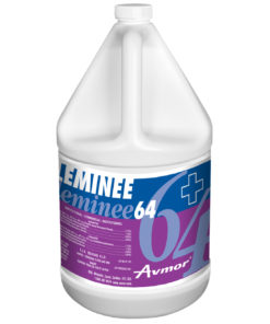 Leminee 64 neutral disinfectant cleaner
