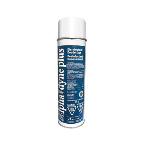 Alphadyne plus disinfectant deodorizer