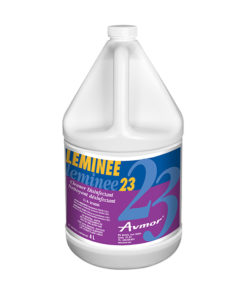 Leminee 23 cleaner disinfectant