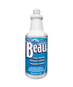 Beau cream cleanser
