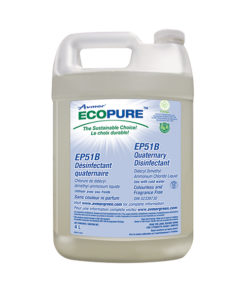 EP51 b quaternary disinfectant