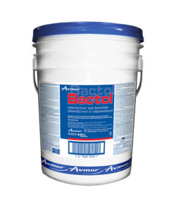 Bactol disinfectant and sanitizer