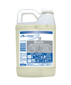 Basix neutral disinfectant cleaner av-mixx