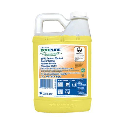 EP63 Lemon Neutral Cleaner